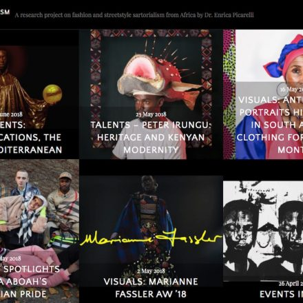 Afrosartorialism