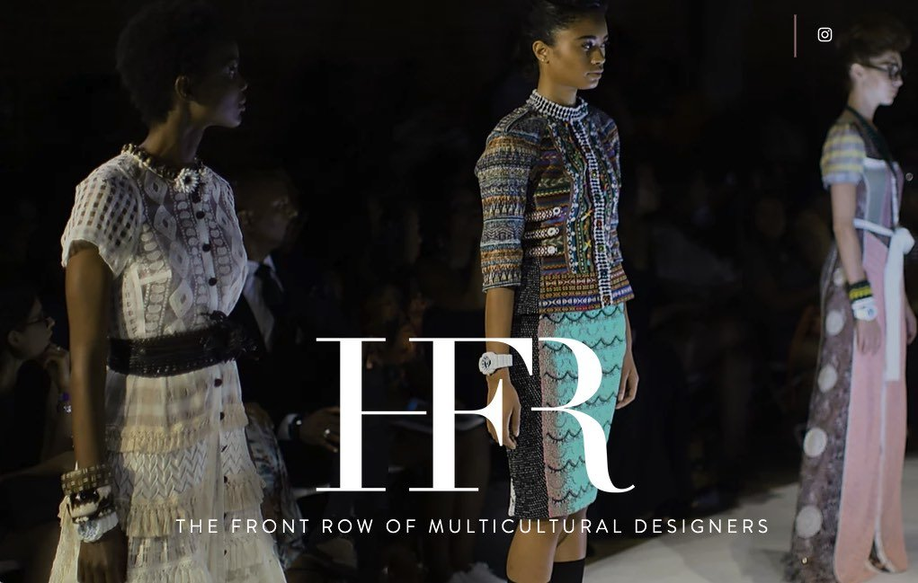 Harlem's Fashion Row