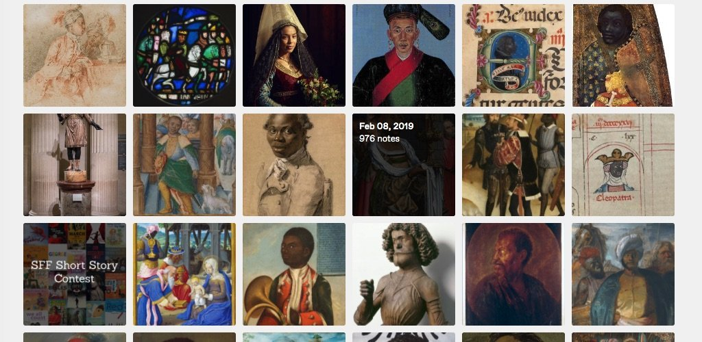 Medieval People of Color