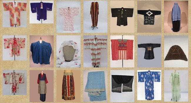 The Nowes Ark Archive, part of the Consolidated Clothing and Costumes Archives (Costar)