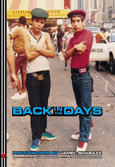 Back in the days book cover