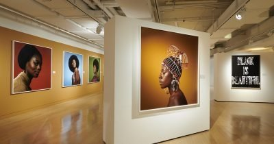 Inside the Black is Beautiful: The photography of Kwame Brathwaite exhibit