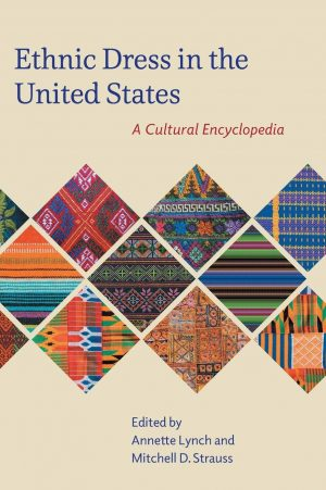Ethnic Dress in the United States book cover