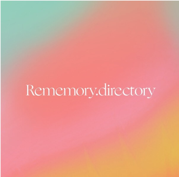 Rememory Directory