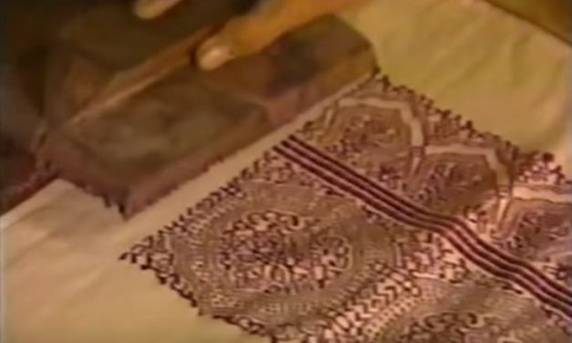 Sun, Fire, River: Ajrak Cloth from the Soil of Sindh