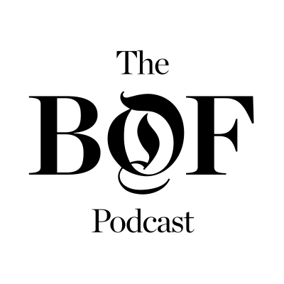 The Business of Fashion podcast logo