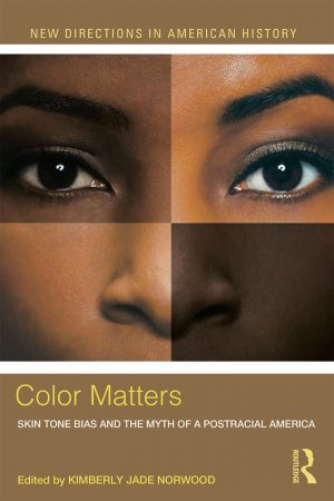 book cover to 'Color Matters'