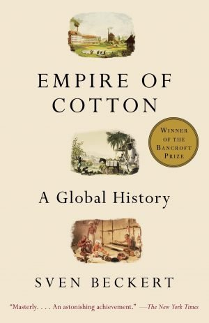 Empire of Cotton book cover