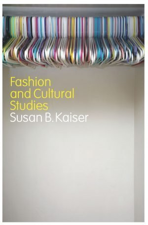 Fashion and Cultural studies book cover