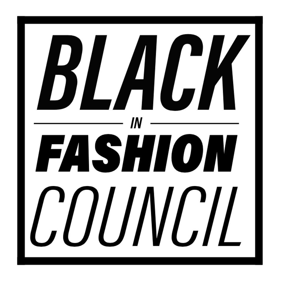 Black in Fashion Council Logo