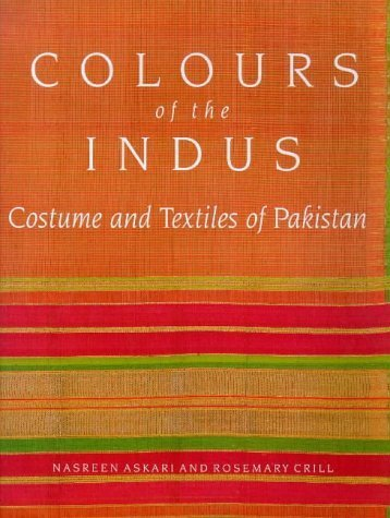 Colors of the Indus book cover