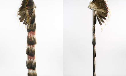 Great Plains Feather Headdress