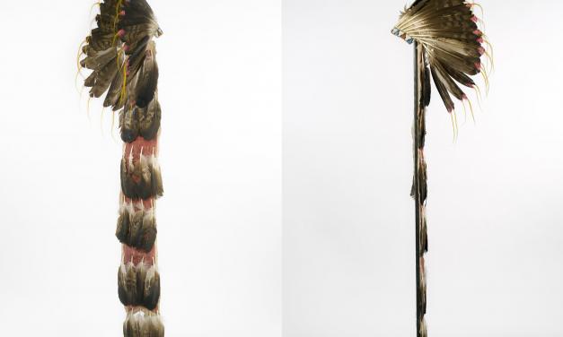 Great Plains Feather Headdress