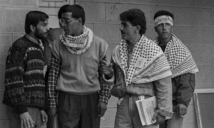 Palestinian Keffiyeh