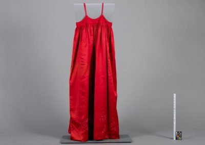 Red Underdress of Hanbok