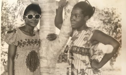 Agatha's Fashion: A Confluence of Pre and Post-Independence Nigerian Styles