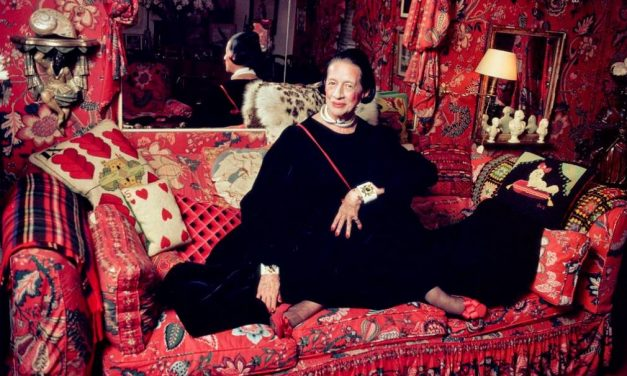 Diana Vreeland's Peculiar Relationship to Blackness