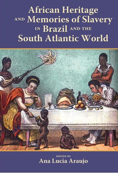 Book cover with painting representing people of different racial identities