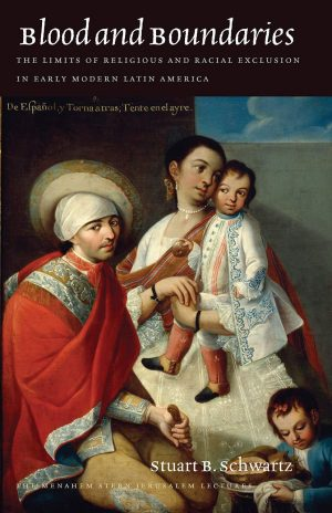 Book cover with image of an interracial couple and their offspring