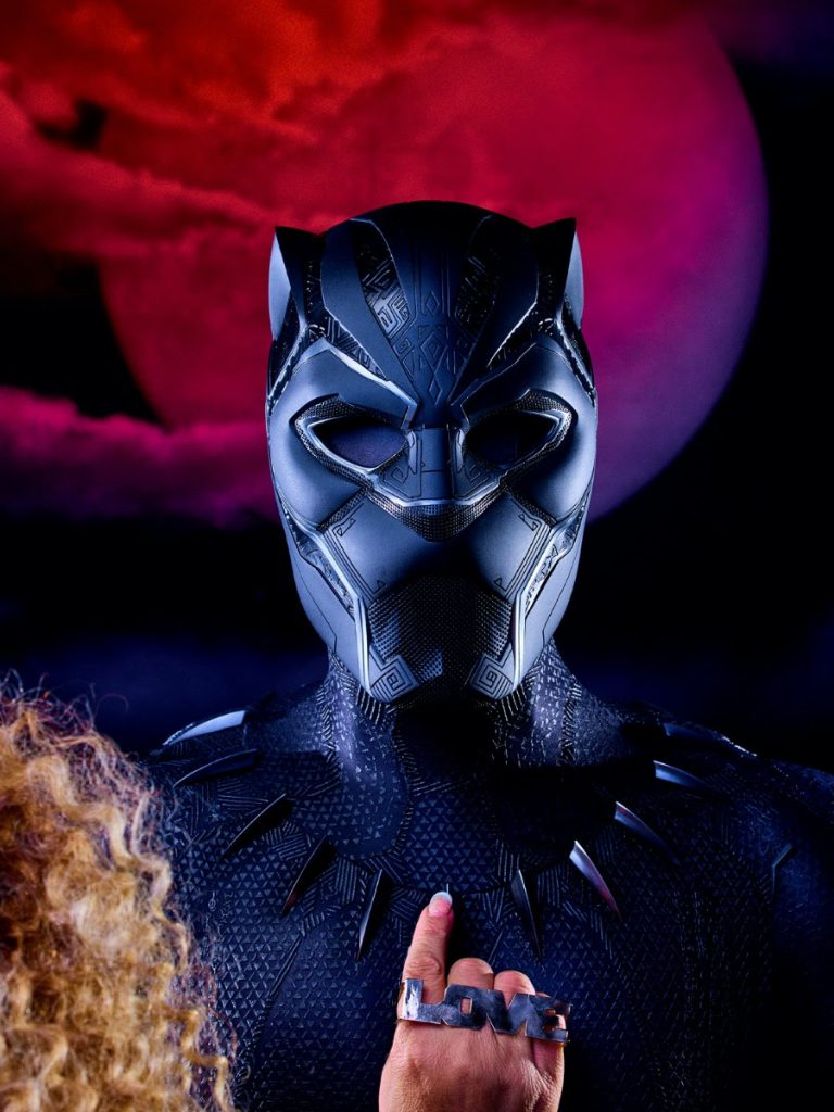 Event Banner - Ruth E. Carter: Afrofuturism In Costume Design, Black Panther pictured