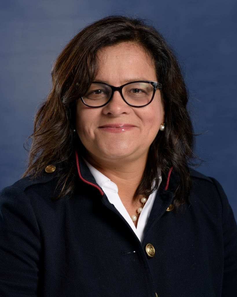 Headshot of Dr. Mariselle Meléndez smiling