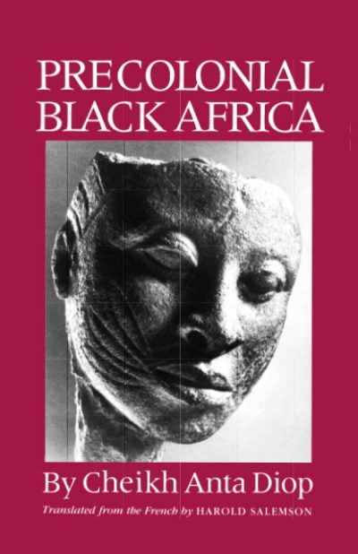 Book cover with title, author information, and an image of a fragmented face sculpture in black and white
