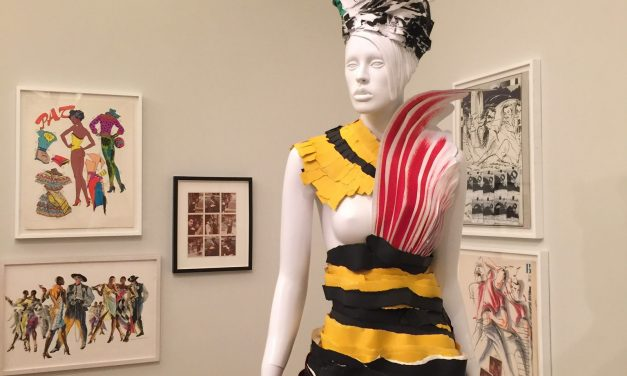 Latin American Fashion Exhibitions