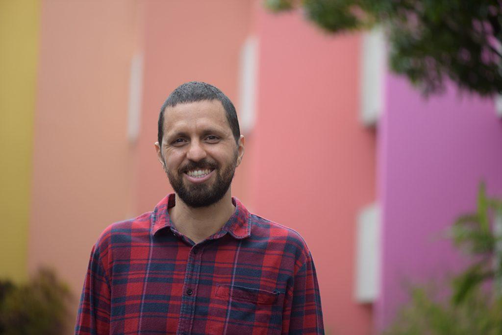 Headshot of Camilo Retana