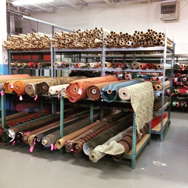 Fabric Warehouse!!! by Staceyjoy
