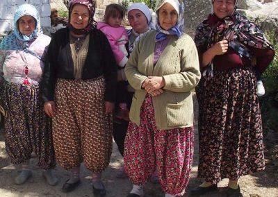 Photographer unknown, [Village women in Anatolia], n.d., Herakleia, Turkey