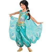 Child Jasmine Whole New World Costume. 2019. Materials: Polyester.