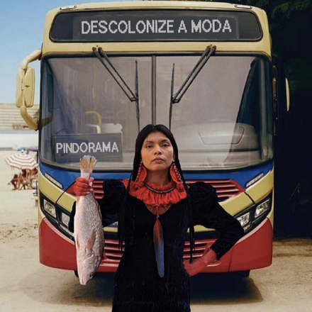Coletivo Indígenas Moda Brasil