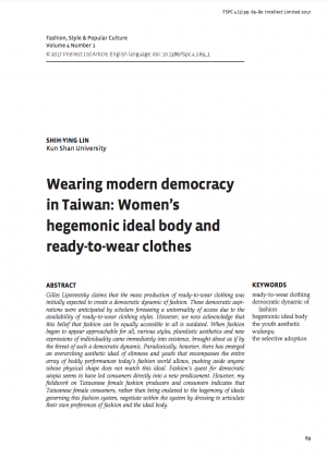 First page of article with title, author information, and abstract