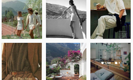 The Racist Underbelly of Instagram Moodboards