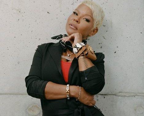 Fashion Architect Misa Hylton