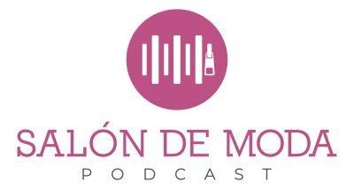 "Logo of the podcast ""Salon de moda"""